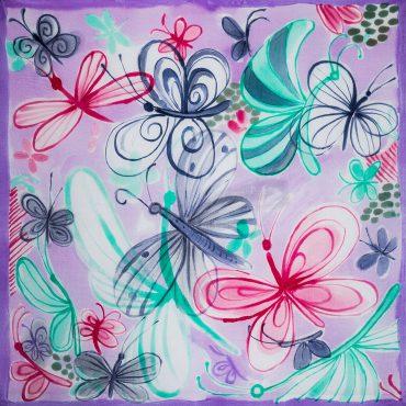 Gawroszka Pastelowe Motyle
