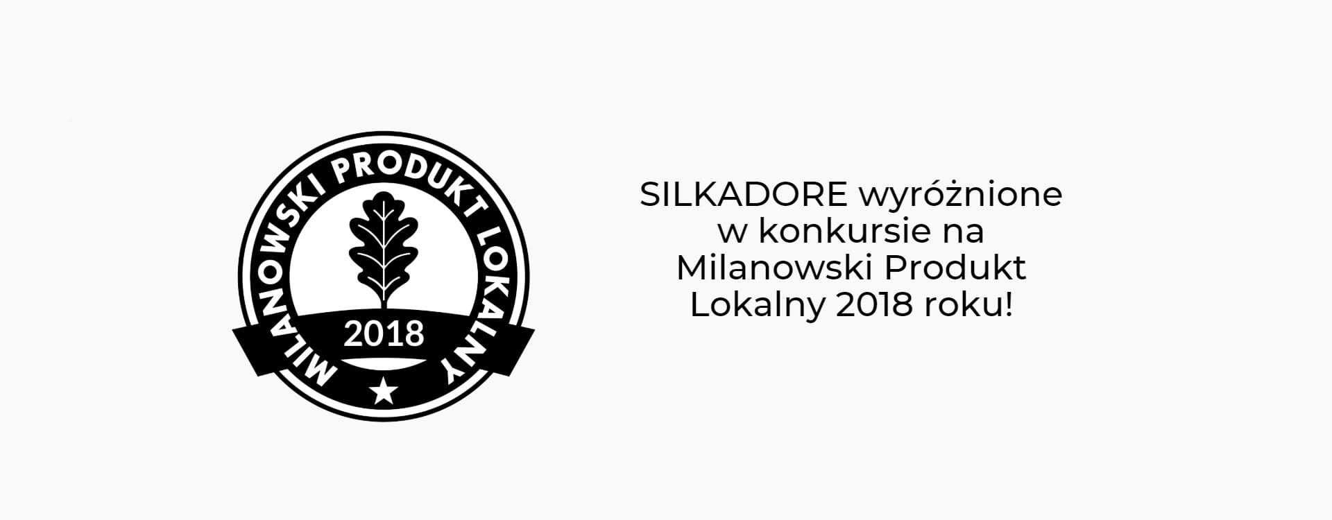 Silkadore lokalna marka Milanówka