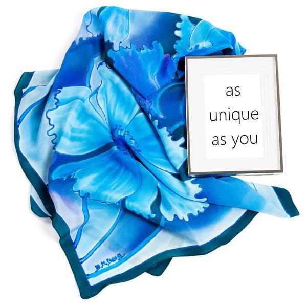 Apaszka jedwabna – pomysł na elegancki prezent